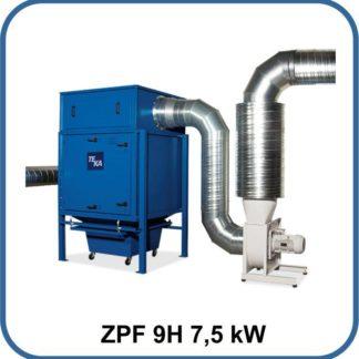 ZPF 9H 7,5kW
