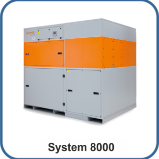System 8000 bis 2.880m³/h