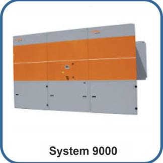 System 9000 bis 13.680m³/h