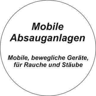 Mobile Absauganlagen