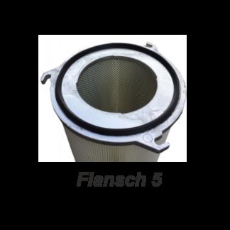 3er Flansch Typ 5 (Lochkreisdurchmesser ca. 365 mm)